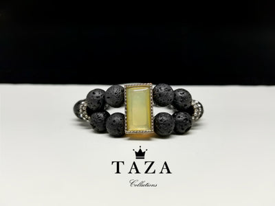 """MALEEN"" One of a Kind Lava"