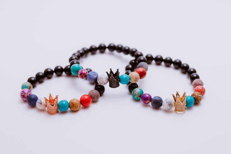 """NAMI"" The Colorful Crown"
