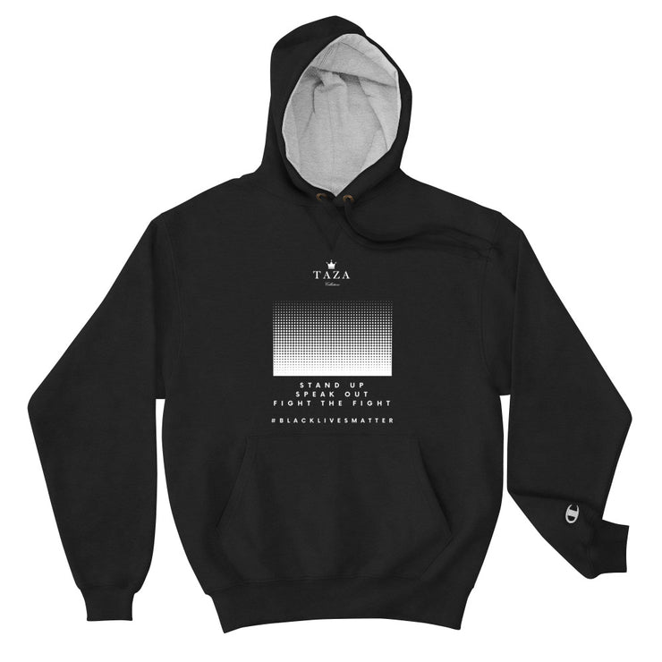 Stand Up - Unisex Champion Hoodie