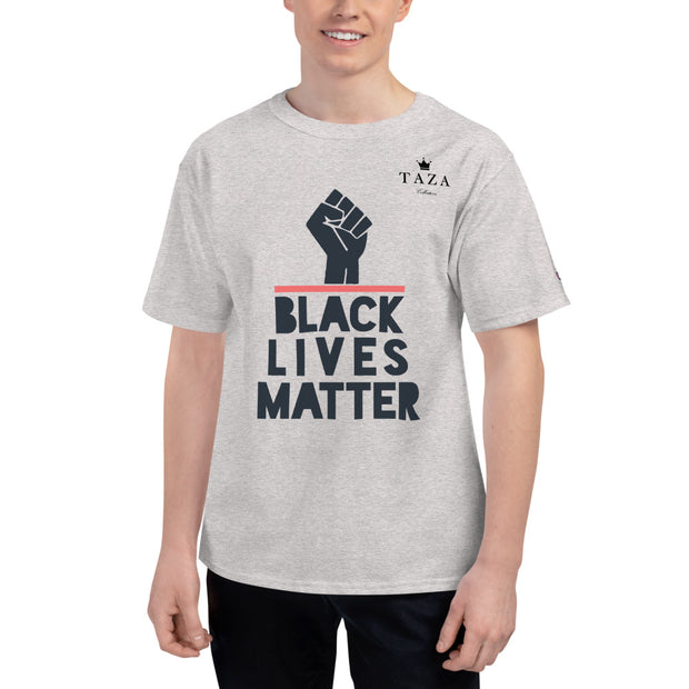 Black Lives Matter - Unisex Champion T-Shirt