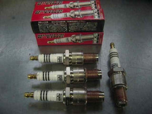 4X HKS Mazda Rotary racing spark plugs M50RE