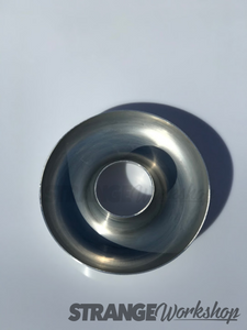 "4"" Alloy 1x Half Donut 2mm"