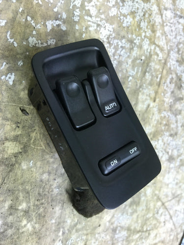 FD3S Mazda RX7 1991-2002 OEM main window switch