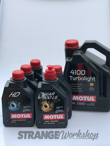 SR20 oil kit