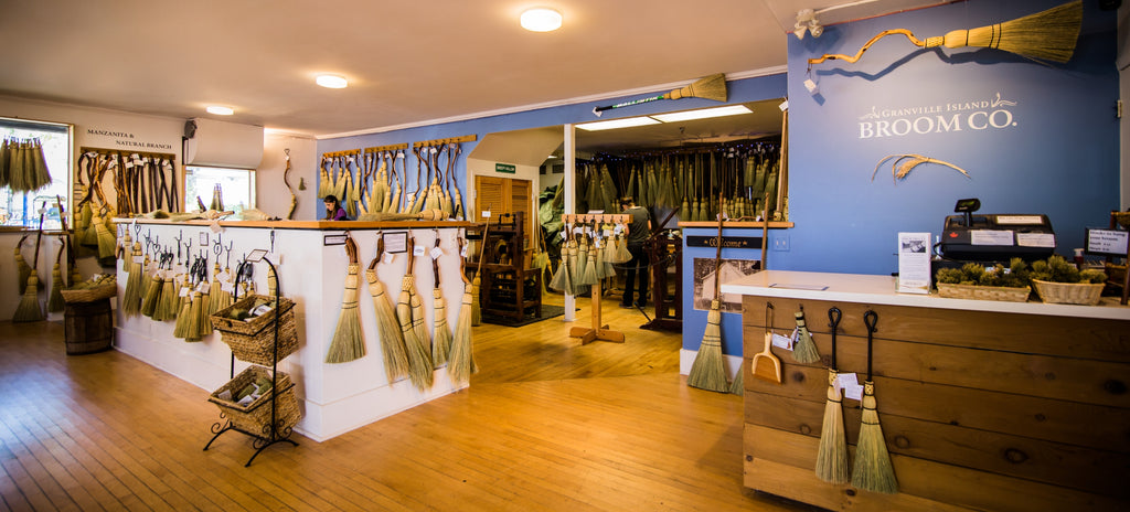Our Story - Granville Island Broom Co