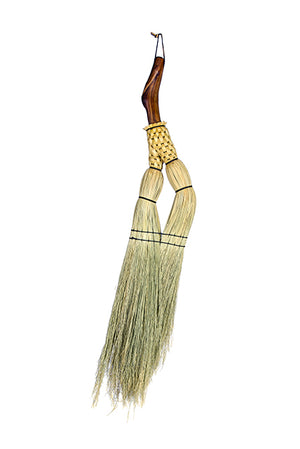 Granville Island Broom Co marriage brooms manzanita handle