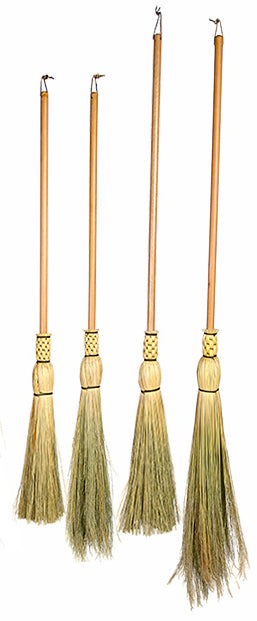 Round Brooms (dowel handle)
