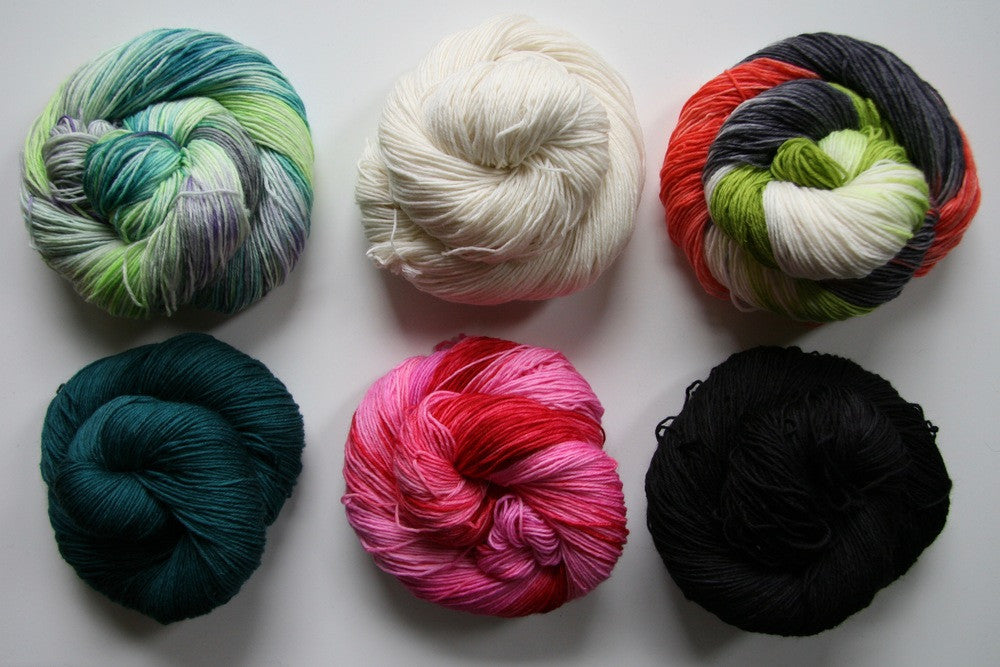 Happy New Yarn