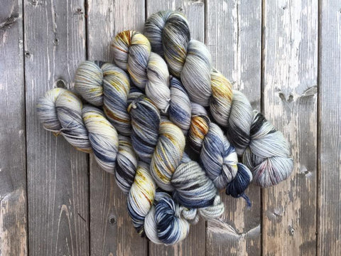 June 2019 Yarn of the Month: Be Steel My Heart
