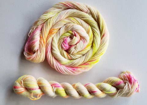 Simply the Zest - Yarn