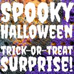 Spooky Halloween Trick-or-Treat Surprise