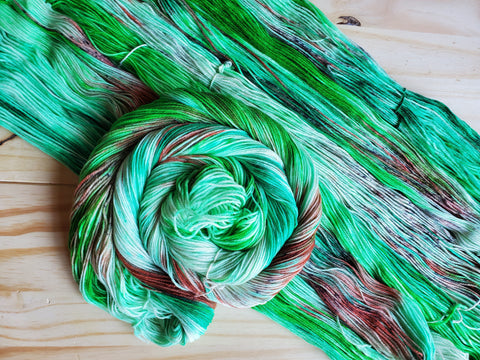 June 2020 Yarn of the Month: One in a Melon