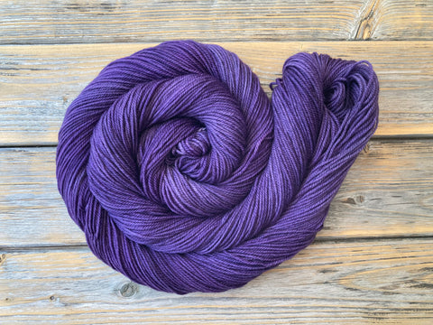 Plum As You Are - Yarn