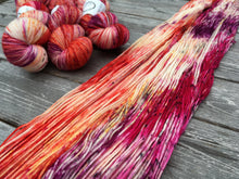 February 2020 Yarn of the Month: Hot Mess
