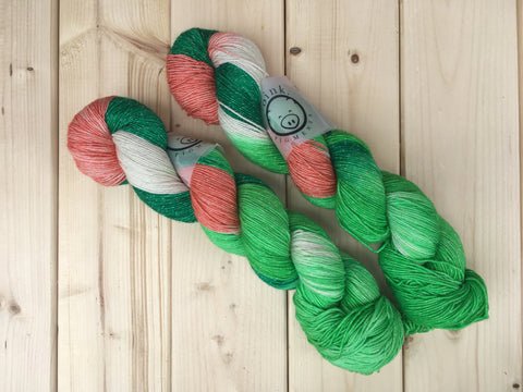 Watermelon Rind - Yarn