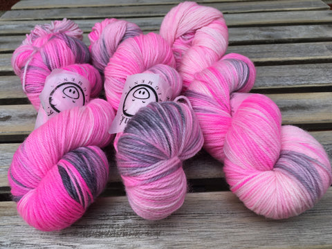 Cotton Candy Clouds - Yarn