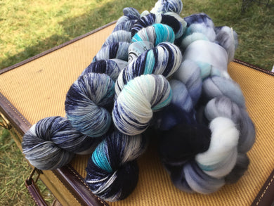 March 2019 Yarn of the Month: Petrichor