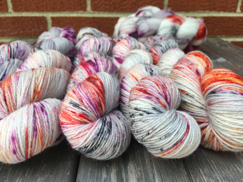 August 2019 Yarn of the Month: Cabin Fever