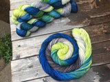 March 2020 Yarn of the Month: Mitten Lake