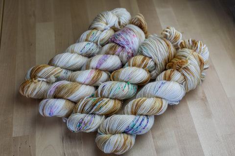 December 2020 Yarn of the Month: Oh My Cookies!