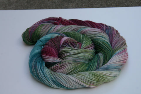 Blackberry Brambles - Yarn