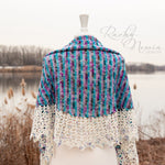 Bonfire Shawl Kit