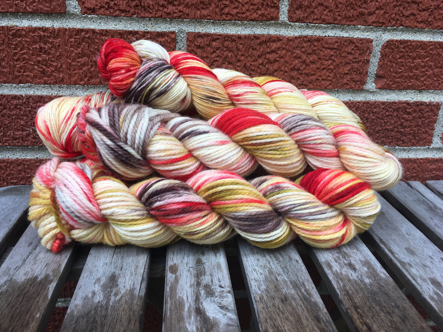September 2019 Yarn of the Month: Leaf Me Alone