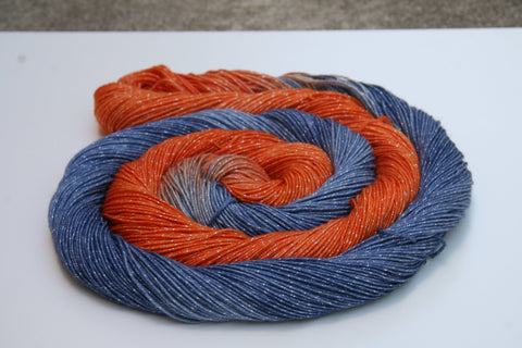 Naval Orange - Yarn