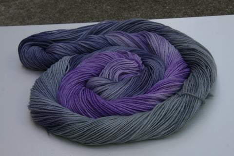 Plum Drum Weekend - Yarn