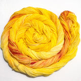 Sunny with a Chance of Peaches - Yarn