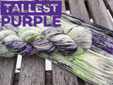January 2020 Yarn of the Month: Tallest Purple