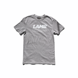 Stacked Lamb Chops Premium T-Shirt - Grey Heather