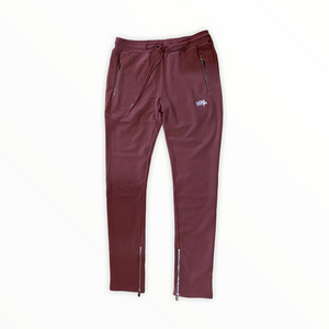 Maroon Premium Sweatpants