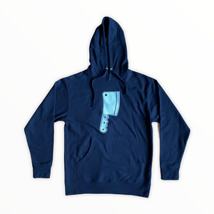 Cleaver Pullover Hooded Sweatshirt *Glow In The Dark*