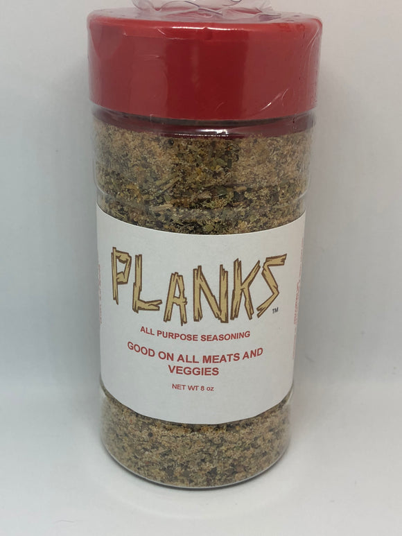 Planks All Purpose Seasoning
