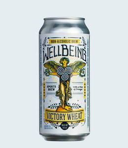 WellBeing Victory Citrus Wheat + Electrolytes