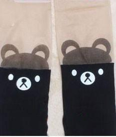 Apparel - Cat And Bear Stockings