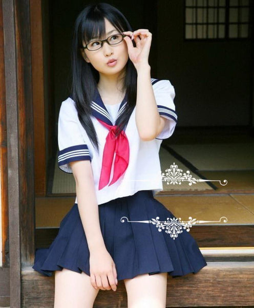 Apparel - Japanese Schoolgirl Uniform