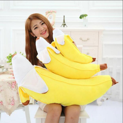 Plush - Banana PIllow