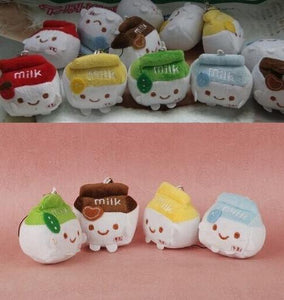 Plush - Chibi Milk Carton Plushies