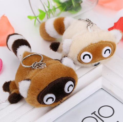 Plush - Chibi Raccoon Plush