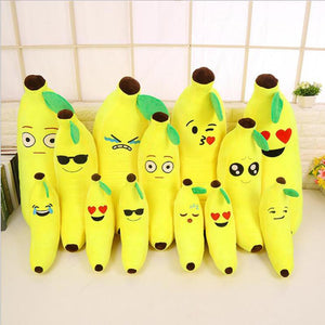 Plush - Emoting Banana Plushies