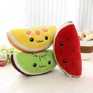 Plush - Fruit Wedge Plushies