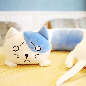 Plush - Long Cat Neck Pillow