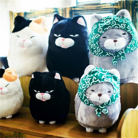 Plush - Opinionated Cats