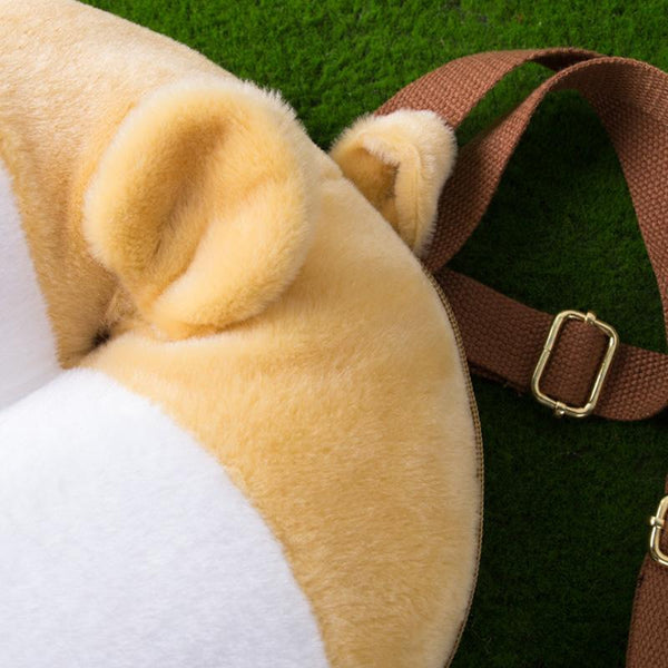 Plush - Plush Corgi Butt Backpack