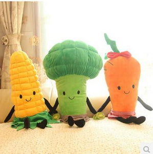 Plush - Vegetable Plushies