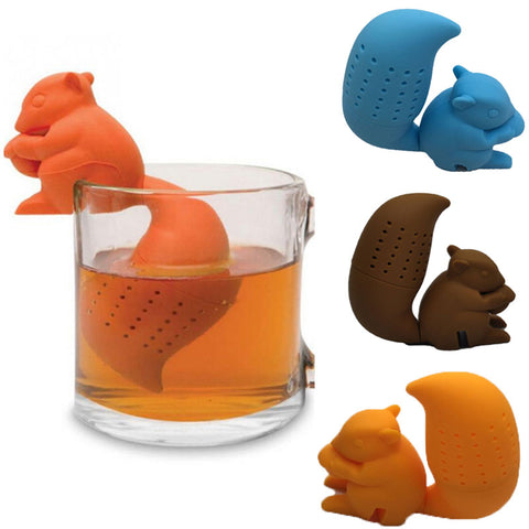 Squirrel Tea Infuser
