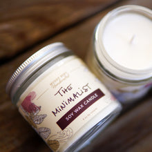 Soy Wax Candles - 4 ounces