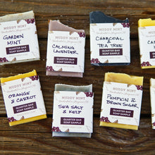 Quarter Bar Sample Soaps